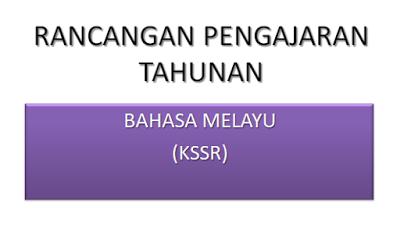 RPT Bahasa Melayu KSSR
