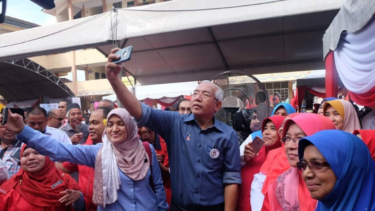 60,000 Guru Belum Daftar Pemilih