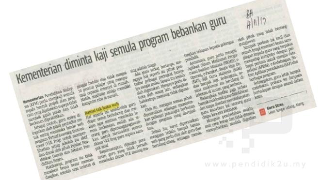 Surat Guru Stress Dari Klang Selangor