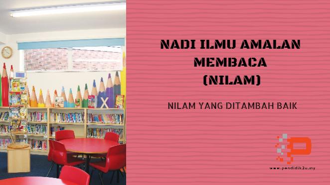 Program Nilam Nadi Ilmu Amalan Membaca