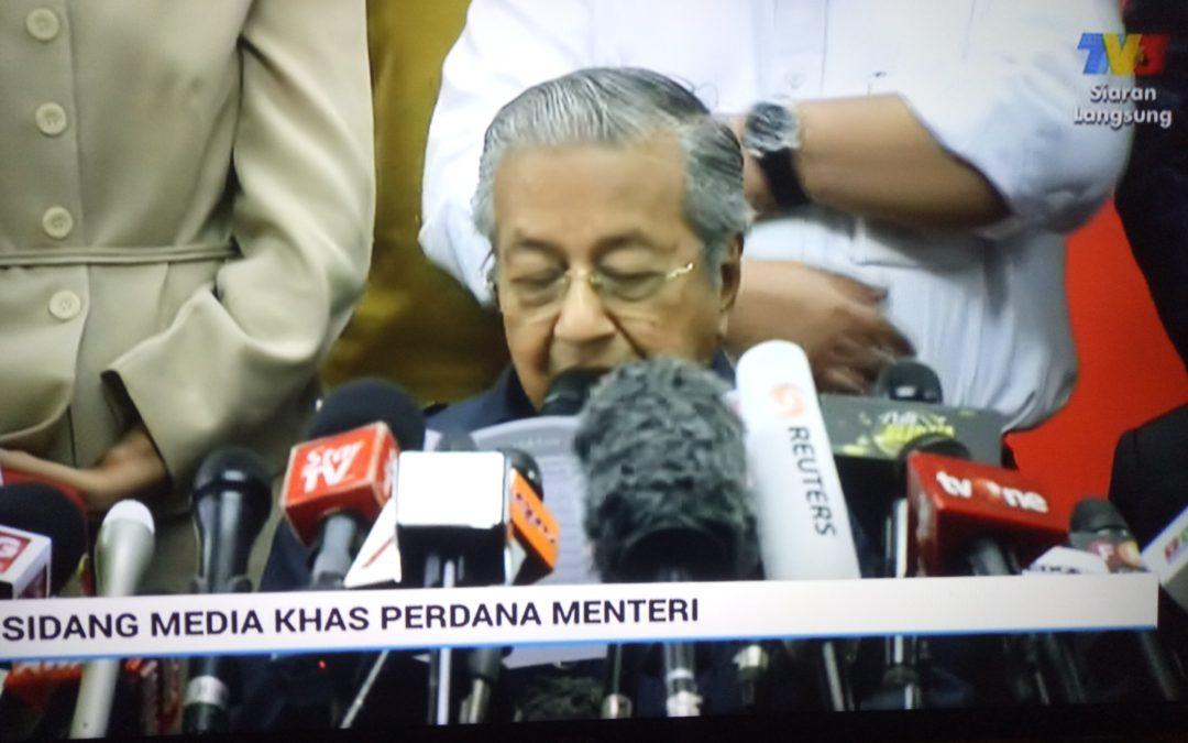 Tun Dr Mahathir Menteri Pelajaran
