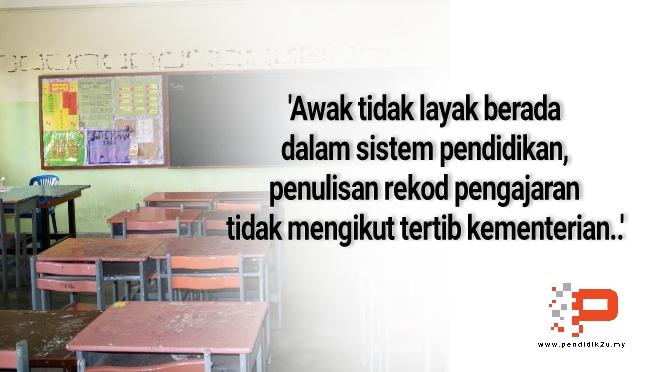 Guru dikritik oleh SISC, jawapan guru ini membuatkan mereka terdiam
