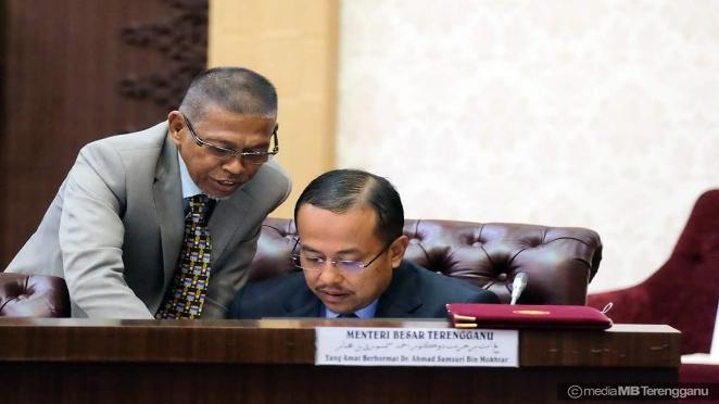 MB Terengganu Terkilan dengan Pegawai di Kaunter PPD Kuala Terengganu
