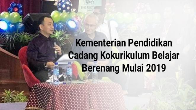 KPM Cadang Kokurikulum Renang Mulai 2019