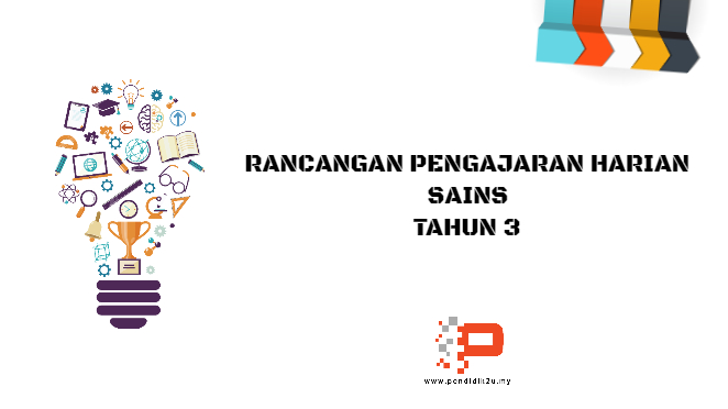 RPH Sains Tahun 3 KSSR Semakan