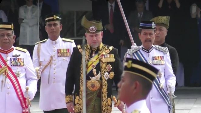 Yang di-Pertuan Agong Letak Jawatan Berkuatkuasa Hari Ini
