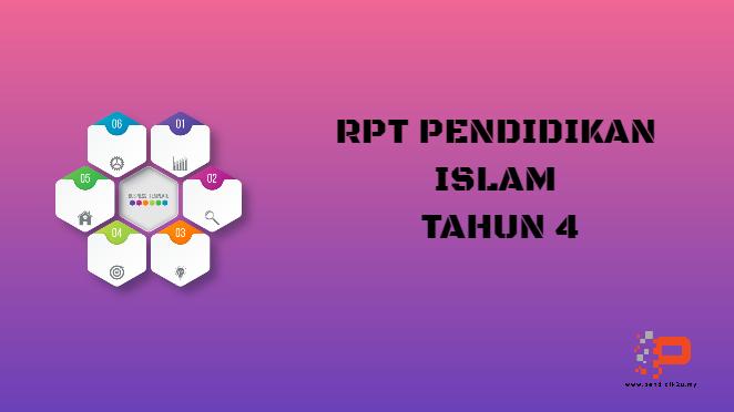 RPT Pendidikan Islam Tahun 4