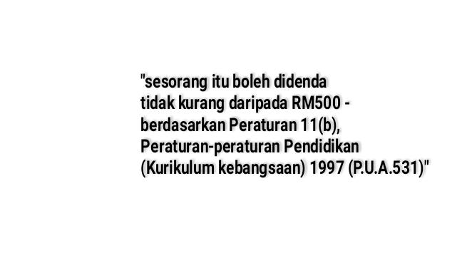 Boleh Didenda RM500, Jika Tidak Buat RPH