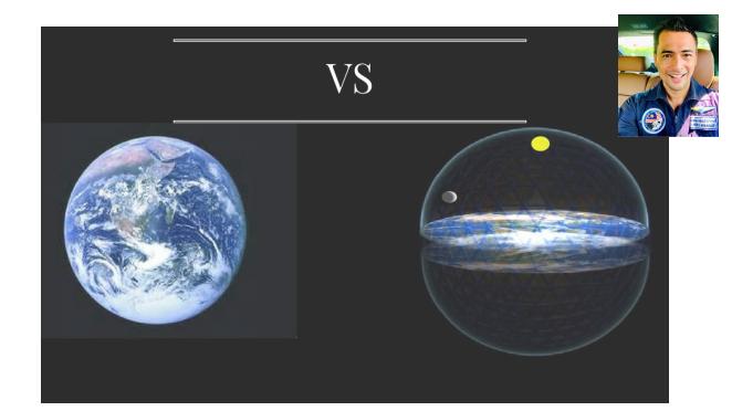 Bumi leper atau sfera? Dr Sheikh Muszaphar jelaskan bentuk sebenar