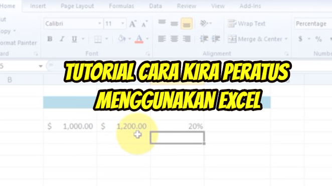 tutorial excel