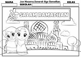 mewarna ramadan