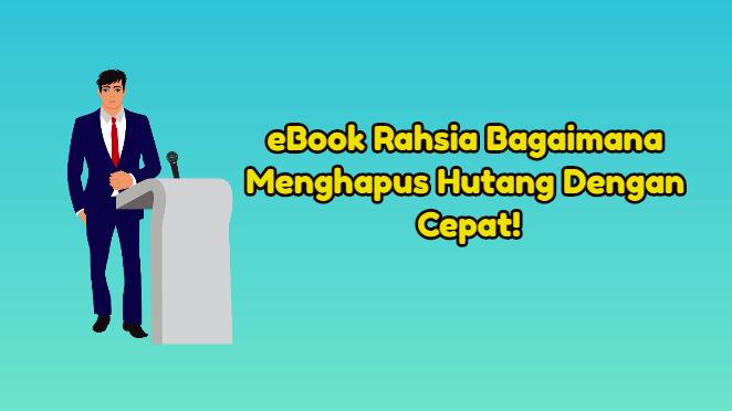 eBook Rahsia Hapus Hutang Dengan Cepat