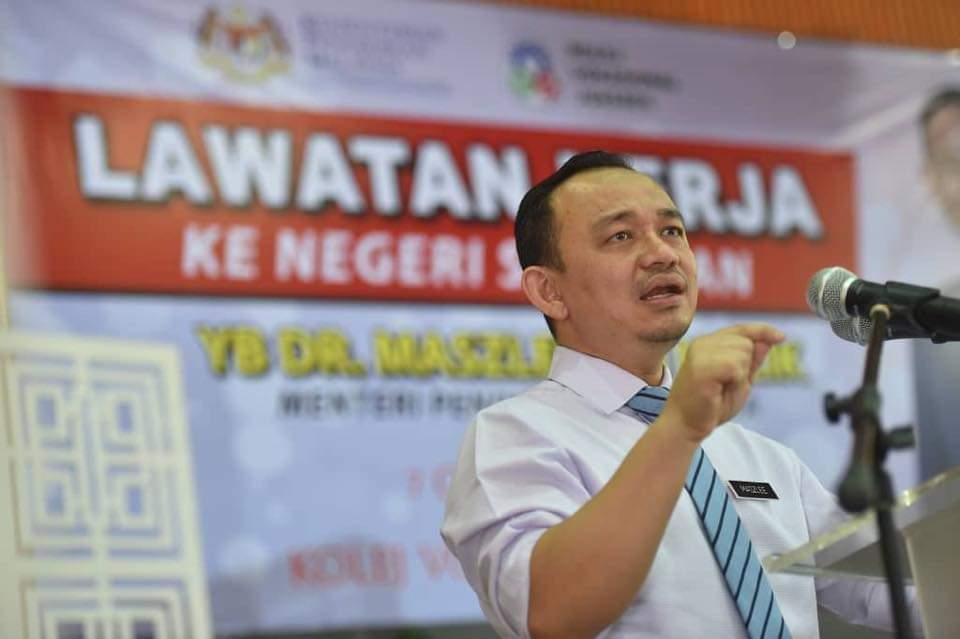 Dr. Maszlee tegas isu komik propaganda politik tiada kebenaran KPM