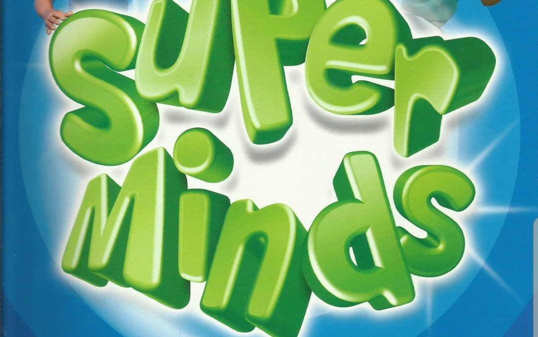 Download Super Minds Student's Books Pdf