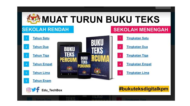 Buku Teks Digital Pdf Semua Subjek Pendidik2u