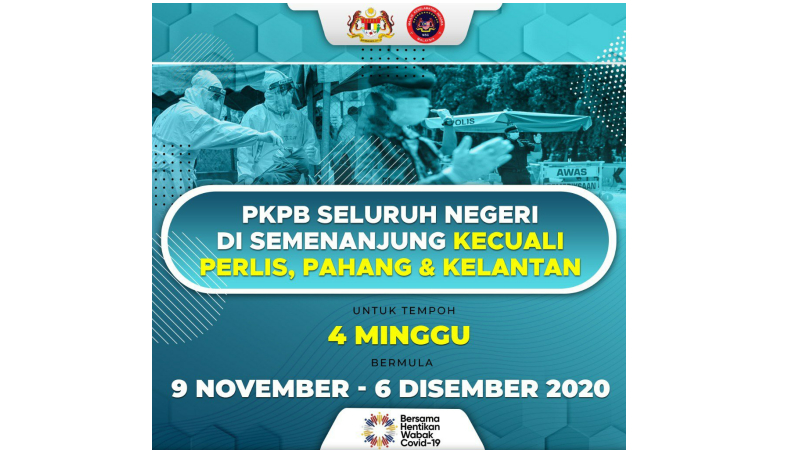 PKPB Seluruh Semenanjung Kecuali Perlis Pahang Kelantan