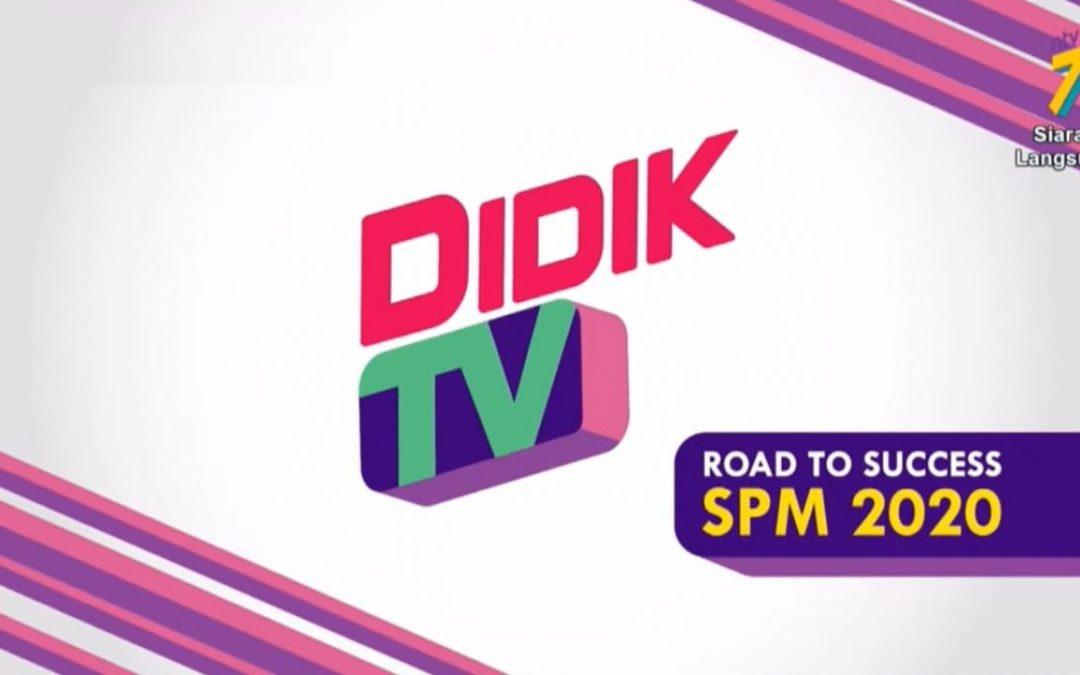 TV Pendidikan DidikTV KPM