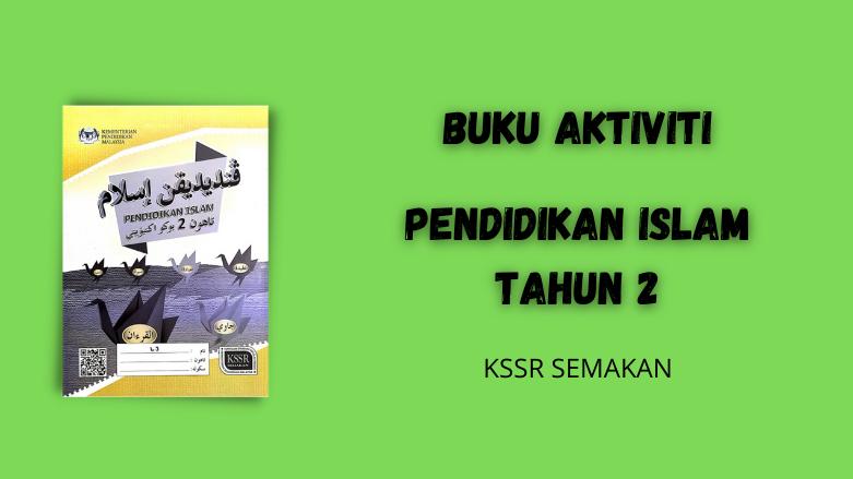 Buku Aktiviti Pendidikan Islam Tahun 2 Pdf