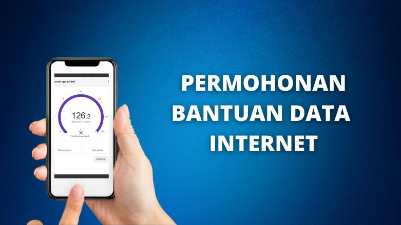 Bantuan Data Internet PDPR